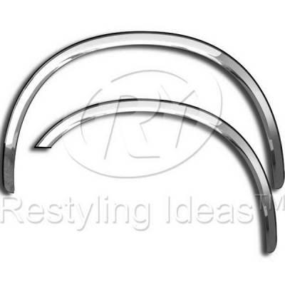 Restyling Ideas - Ford F150 Restyling Ideas Fender Trim - 02-FO-F15097