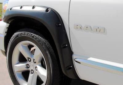 Prestige - Dodge Ram Prestige Complete RX Rivet Style Standard Fender Flare Set - RX203S
