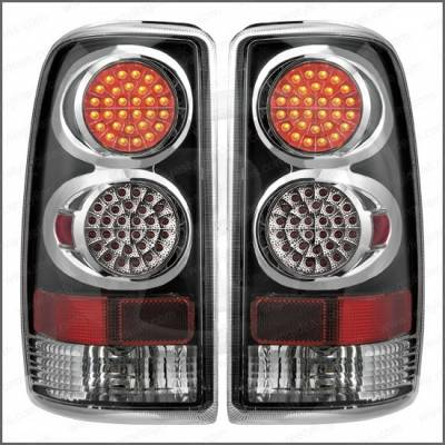 Restyling Ideas - GMC Yukon Restyling Ideas Taillights - Replacement - 1TLZ-601508BC
