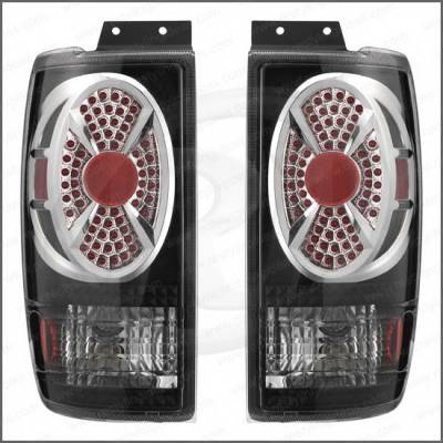 Restyling Ideas - Ford Expedition Restyling Ideas Taillights - Replacement - 1TLZ-601511BC