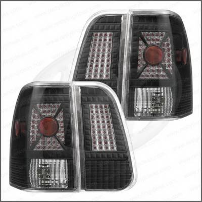 Restyling Ideas - Lincoln Navigator Restyling Ideas Taillights - Replacement - 1TLZ-6015121BC