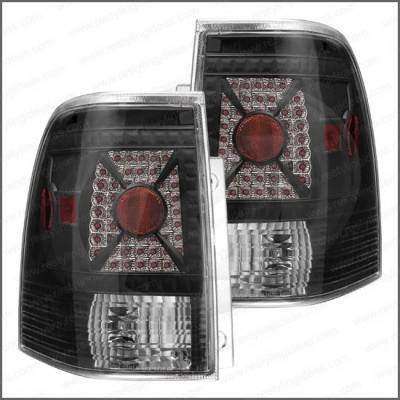 Restyling Ideas - Ford Expedition Restyling Ideas Taillights - Replacement - 1TLZ-601512BC