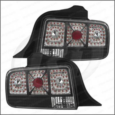 Restyling Ideas - Ford Mustang Restyling Ideas Taillights - 1TLZ-601513BC