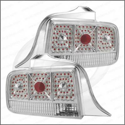 Restyling Ideas - Ford Mustang Restyling Ideas Taillights - 1TLZ-601513C