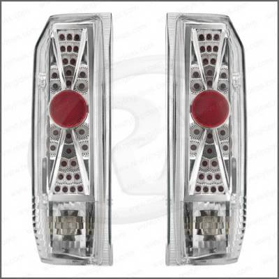 Restyling Ideas - Ford Bronco Restyling Ideas Taillights - Replacement - 1TLZ-601518C