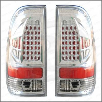 Restyling Ideas - Ford Superduty Restyling Ideas Taillights - Replacement - 1TLZ-601519C
