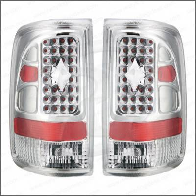 Restyling Ideas - Ford F150 Restyling Ideas Taillights - Replacement - 1TLZ-601520C