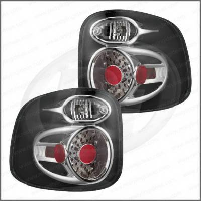 Restyling Ideas - Ford F150 Restyling Ideas Taillights - Replacement - 1TLZ-601522BC