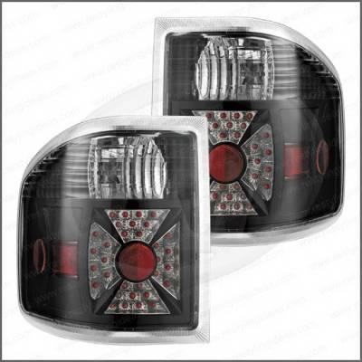 Restyling Ideas - Ford F150 Restyling Ideas Taillights - Replacement - 1TLZ-601523BC