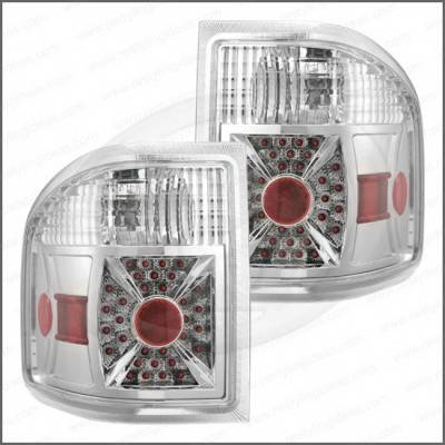 Restyling Ideas - Ford F150 Restyling Ideas Taillights - Replacement - 1TLZ-601523C