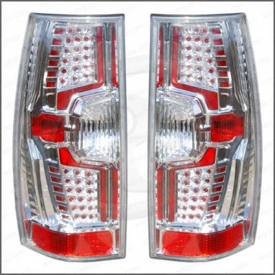 Restyling Ideas - Chevrolet Tahoe Restyling Ideas Taillights - Replacement - 1TLZ-601548C
