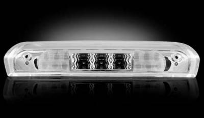 Recon - Recon LED 3rd Brake Light - Clear Lens - 264118CL