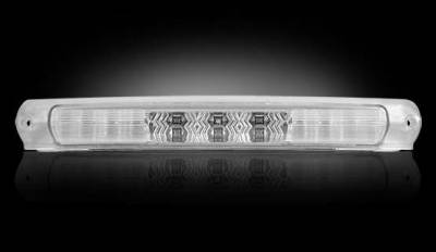 Recon - Recon LED 3rd Brake Light - Clear Lens - 264122CL