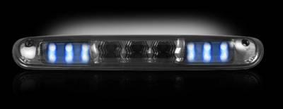 Recon - Recon LED 3rd Brake Light - Smoked Lens - 264125BK