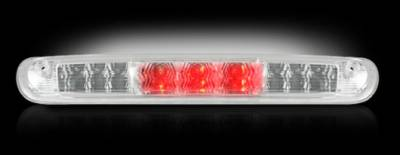 Recon - Recon LED 3rd Brake Light - Clear Lens - 264125CL