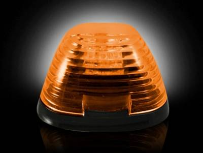 Recon - Ford Superduty Recon Amber Cab Roof Light Lens with Amber LED - 5PC - 264143AM