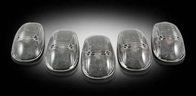 Recon - Dodge Recon Cab Lights - 264145BK