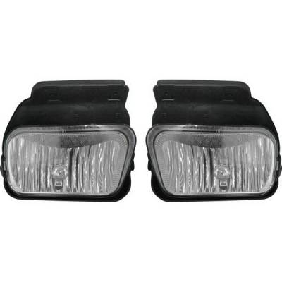 Restyling Ideas - Chevrolet Avalanche Restyling Ideas Fog Light Kit - 33-CVSI-03FC