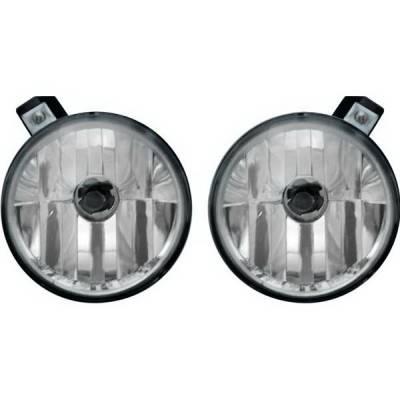 Restyling Ideas - Dodge Durango Restyling Ideas Fog Light Kit - 33-DGDA-01FC