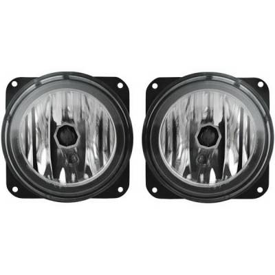 Restyling Ideas - Lincoln LS Restyling Ideas Fog Light Kit - 33-FDFOC-02FC