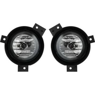 Restyling Ideas - Ford Ranger Restyling Ideas Fog Light Kit - 33-FDRA-01FC