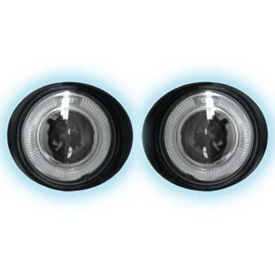 Restyling Ideas - Infiniti FX45 Restyling Ideas Projector Fog Light Kit - 33-FGPR-ALT02