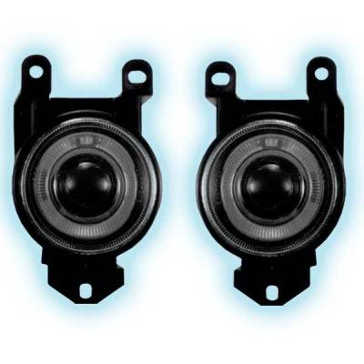 Restyling Ideas - GMC Yukon Restyling Ideas Projector Fog Light Kit - 33-FGPR-DNL01