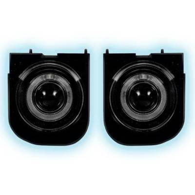Restyling Ideas - Ford Explorer Restyling Ideas Projector Fog Light Kit - 33-FGPR-EXPL99
