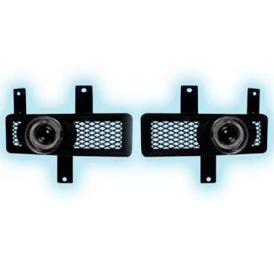 Restyling Ideas - Ford F150 Restyling Ideas Projector Fog Light Kit - 33-FGPR-F15097