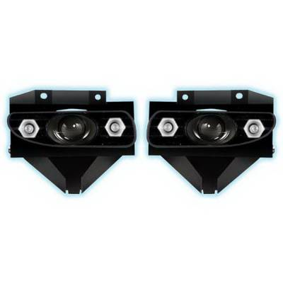 Restyling Ideas - Ford Mustang Restyling Ideas Projector Fog Light Kit - 33-FGPR-MUS99