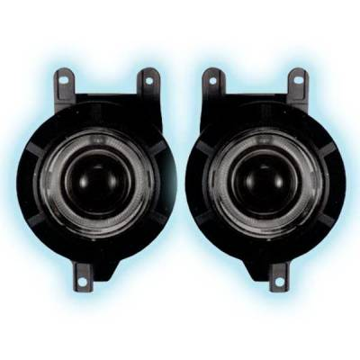 Restyling Ideas - Lincoln Blackwood Restyling Ideas Projector Fog Light Kit - 33-FGPR-NAV98