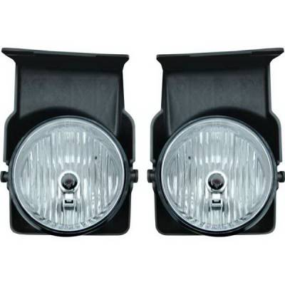 Restyling Ideas - GMC Sierra Restyling Ideas Fog Light Kit - 33-GMSIE-03FC