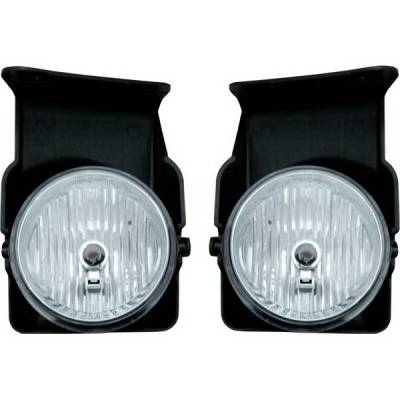 Restyling Ideas - GMC Sierra Restyling Ideas Fog Light Kit - 33-GMSIE-05FC