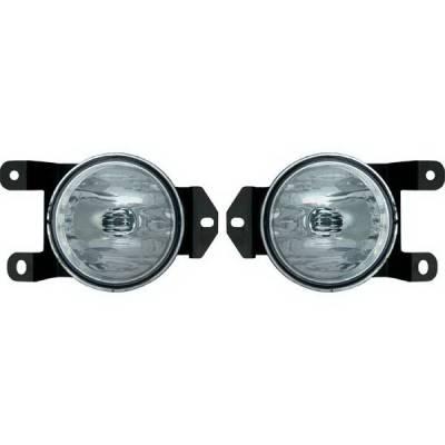 Restyling Ideas - GMC Sierra Restyling Ideas Fog Light Kit - 33-GMYUK-00FC