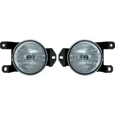 Restyling Ideas - GMC Yukon Restyling Ideas Fog Light Kit - 33-GMYUK-00FC