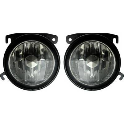 Restyling Ideas - Honda Pilot Restyling Ideas Fog Light Kit - 33-HOPIL-03FS
