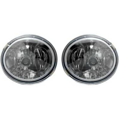 Restyling Ideas - Toyota Tundra Restyling Ideas Fog Light Kit - 33-TOSEQ-01FC