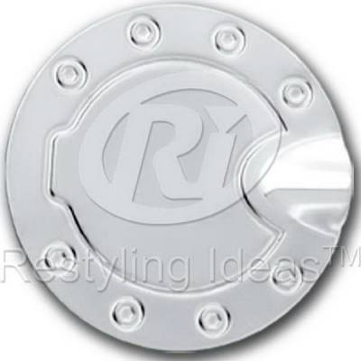 Restyling Ideas - Jeep Grand Cherokee Restyling Ideas Mirror Cover - 34-SSM-304