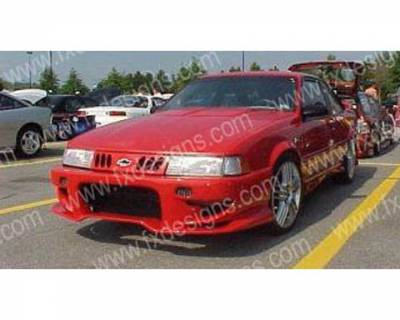 FX Designs - Chevrolet Cavalier FX Design VS Combat Style Full Body Kit - FX-772K
