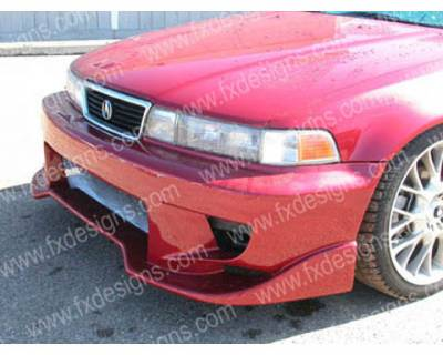 FX Designs - Acura Vigor FX Design VS Style Full Body Kit - FX-990K