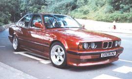 Erebuni - BMW 5 Series E34 Body Kit