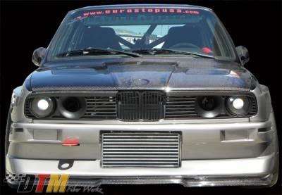DTM Fiberwerkz - BMW 3 Series DTM Fiberwerkz Evo R Widebody Kit - E30 Evo R Wi