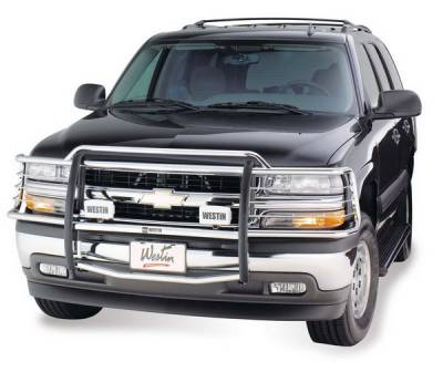 Sportsman - Toyota Tundra Sportsman CPS Grille Guard - 43-1360
