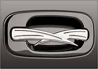 Grippin Billet - GMC Yukon Grippin Billet Billet Side Door Handle - 41012