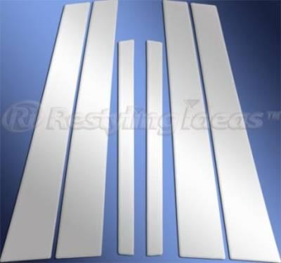 Restyling Ideas - BMW 5 Series Restyling Ideas Pillar Post - 52-SS-BM5ER04
