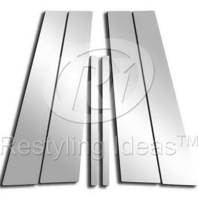 Restyling Ideas - Buick Lucerne Restyling Ideas Pillar Post - 52-SS-BULUC06