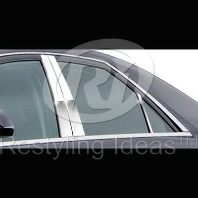 Restyling Ideas - Cadillac CTS Restyling Ideas Pillar Post - 52-SS-CACTS08