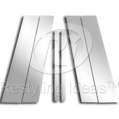 Restyling Ideas - Cadillac DeVille Restyling Ideas Pillar Post - 52-SS-CADEV00