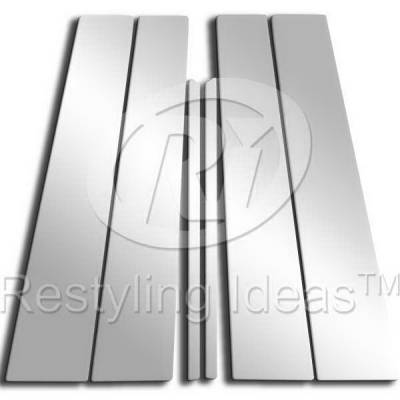 Restyling Ideas - Cadillac STS Restyling Ideas Pillar Post - 52-SS-CASEL05