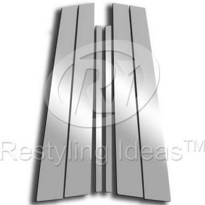 Restyling Ideas - Cadillac SRX Restyling Ideas Pillar Post - 52-SS-CASRX04